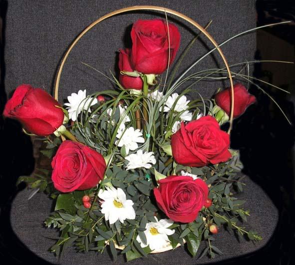 Цветы букеты фото картинки
